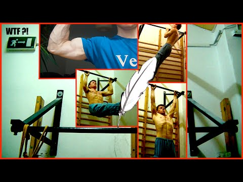 Bar Session For Softies : Upper Body + Core Strength For Climbing, Beginner Exercises