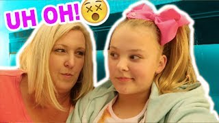 NEVER HAVE I EVER WITH MY MOM ROUND 2! - JoJo