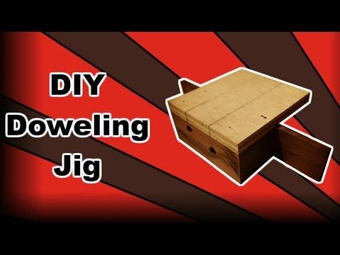 DIY Doweling Jig