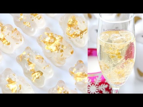 Champagne Gummy Bears | RECIPE