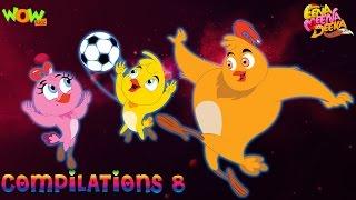 Eena Meena Deeka   Cartoon for kids   Compilation 8