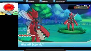 Pokemon ORAS: Shiny Ditto