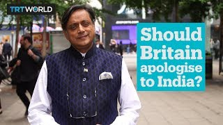 Should Britain apologise to India for its colonial past?