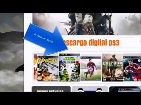 page, to download digital games free ps3, ps4 ​​2016 !!!