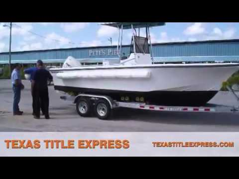 Texas Title Express Vehicle Auto Title Transfers, Surety Bonds Same Day Service