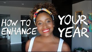 How To Enhance Your Year #SelfLove