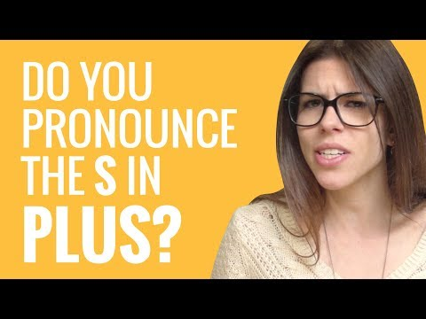 Ask a French Teacher - When do you pronounce the 's' in plus?