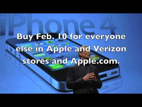 Verizon iPhone 4.  Yes, it's real.