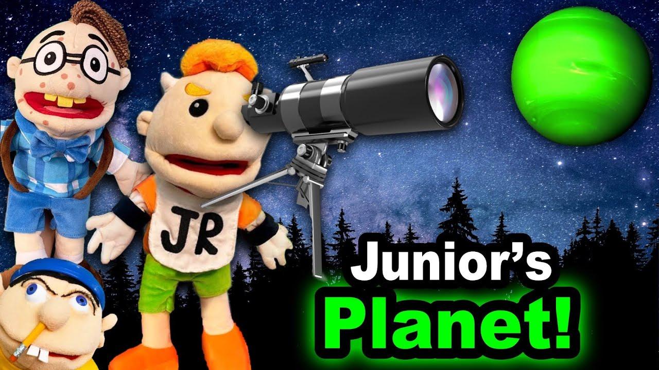 SML Movie: Bowser Junior's Planet!