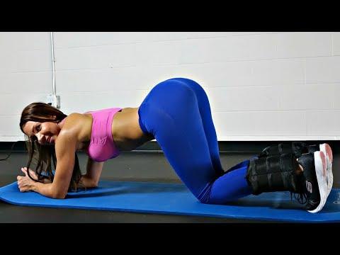 Bigger Butt Lifting Workout!