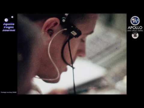 Apollo 11 landing - Abort PADs - 100:22:05 GET