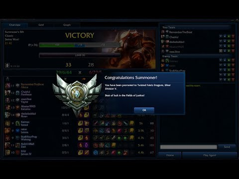 Road From Bronze To Silver
