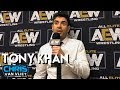 Tony Khan On What AEW On TNT Will Look Like PPV Details ALL OUT Signing New Talent
