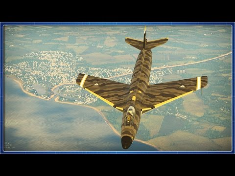 Flying From France to England | War Thunder 1.59