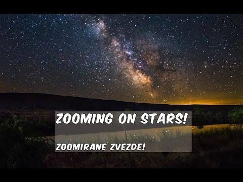 STARS through Telescope PART 2:Sirius,Capella,VENUS,Vega;Astronomy;How STARS REALLY LOOKS LIKE!