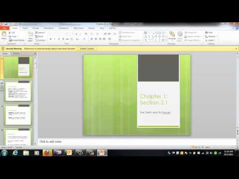 How Save a Document, PowerPoint, and PDF to Desktop