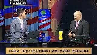 100 Hari Malaysia Baharu: Hala tuju ekonomi Malaysia baharu