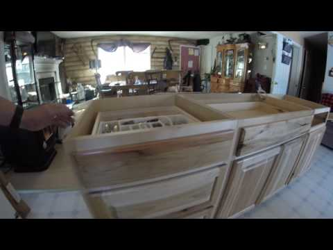 Home Depot kitchen counter install and review