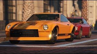 GTA 5 Online   Karin 190Z Showcase and Top Speed Test