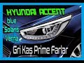 Download  Hyundai Accent Blue Gri Ve Beyaz Kaş Prime Farlar  MP3,3GP,MP4