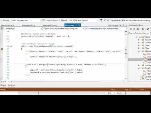 MVC Insert Explained - ExtJS C#/.NET