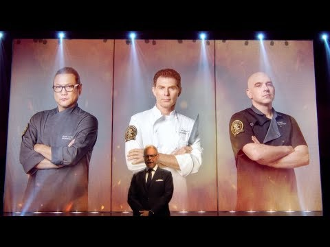 Iron Chef Gauntlet | Food Network Asia
