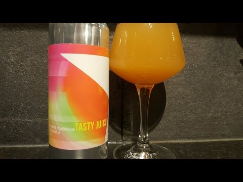 Lervig Tasty Juice Double Dry Hopped IPA By Lervig Aktiebryggeri | Norwegian Craft Beer Review