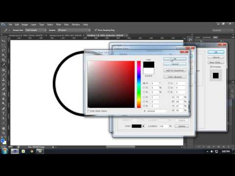 Create a Flat Countdown Timer in Photoshop - iOS 7 Inspired