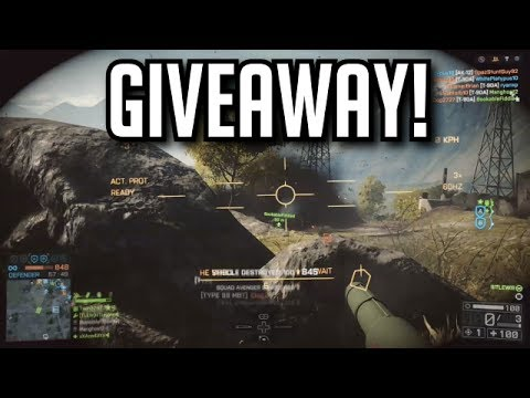 Channel News! - GIVEAWAY - Q&A - Battlefield 4 Gameplay