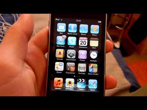 Video Recensione Apple Ipod 8GB