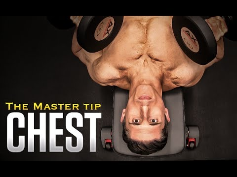 """The Chest Workout """"Master Tip"""" (EVERY EXERCISE!)"""