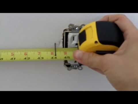 Find a Wall Stud Without Using a Stud Finder