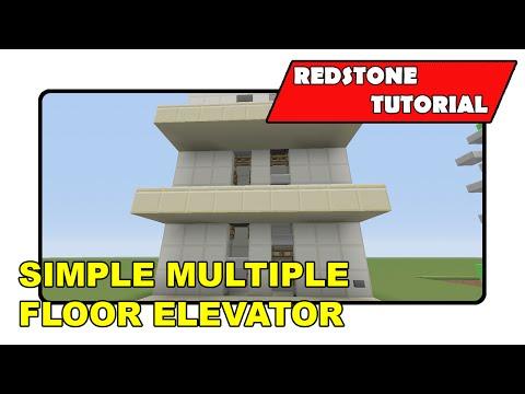 Multiple Floor Elevator [Simple]