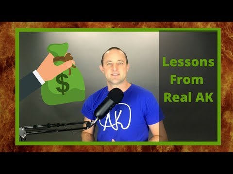 How To Make Money On YouTube (Like Real AK) 🔥