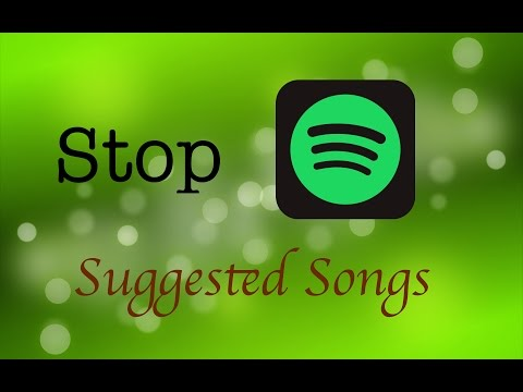 How to stop Spotify from playing suggested songs - Autoplay - iPhone/iPad