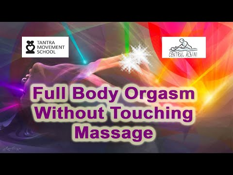 Full Body Orgasm without touching