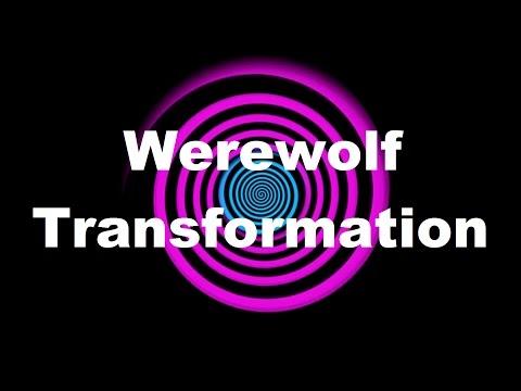 Werewolf Transformation Hypnosis