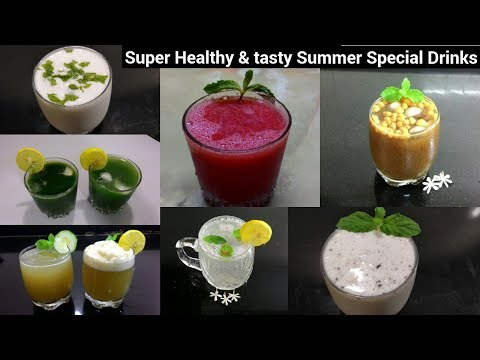 Healthy summer drink ideas||traditional indian drinks||indian drinks non alcoholic
