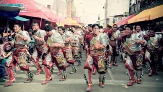 Moraya - Caporal Multicolor (AFOVIC) Carnavales 2013
