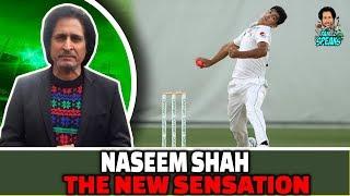 Naseem Shah The New Sensation   PAK vs AUS