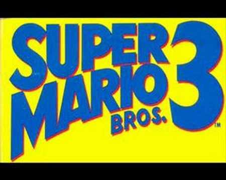 Super Mario Bros 3 Soundtracks