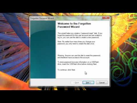 Creating YOUR Windows 7 Password Reset Disk