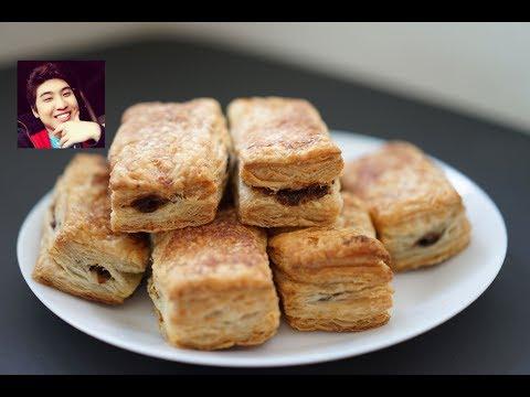 Món Ăn Chay: Bánh Pate Chaud (Patê Sô)