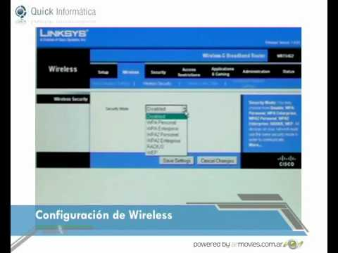Router Wireless Linksys WRT54G2 by Cisco