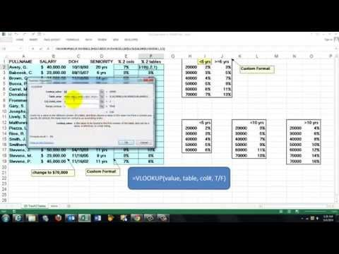 VLOOKUP on Multiple Columns or Tables