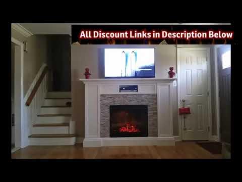Dimplex 30 Inch Purifire Plug in Electric Fireplace Insert