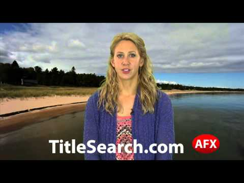 Property title records in Mecosta County Michigan   AFX