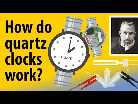 How do quartz clocks work? - Clocks And Watches Explained