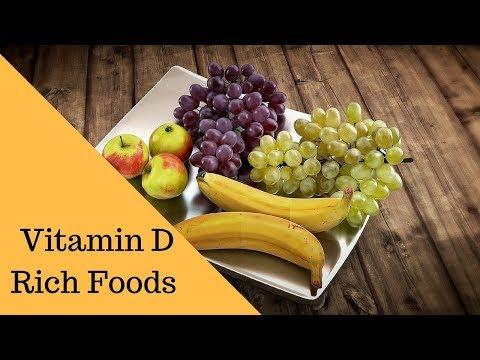 Top 10 Vitamin D Rich Foods