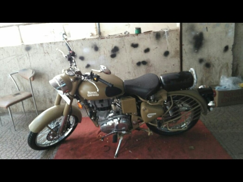 Royal Enfield Delivery Check-Ups
